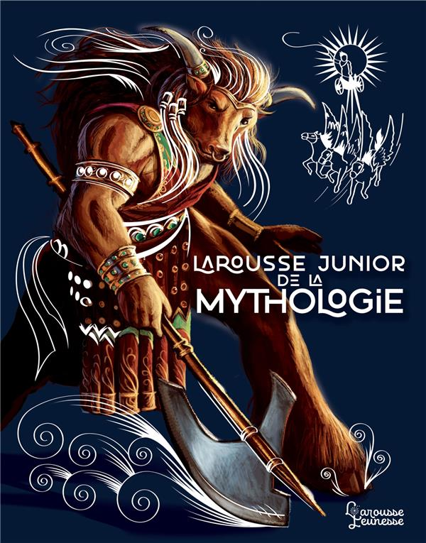 LAROUSSE JUNIOR DE LA MYTHOLOG XXX LAROUSSE