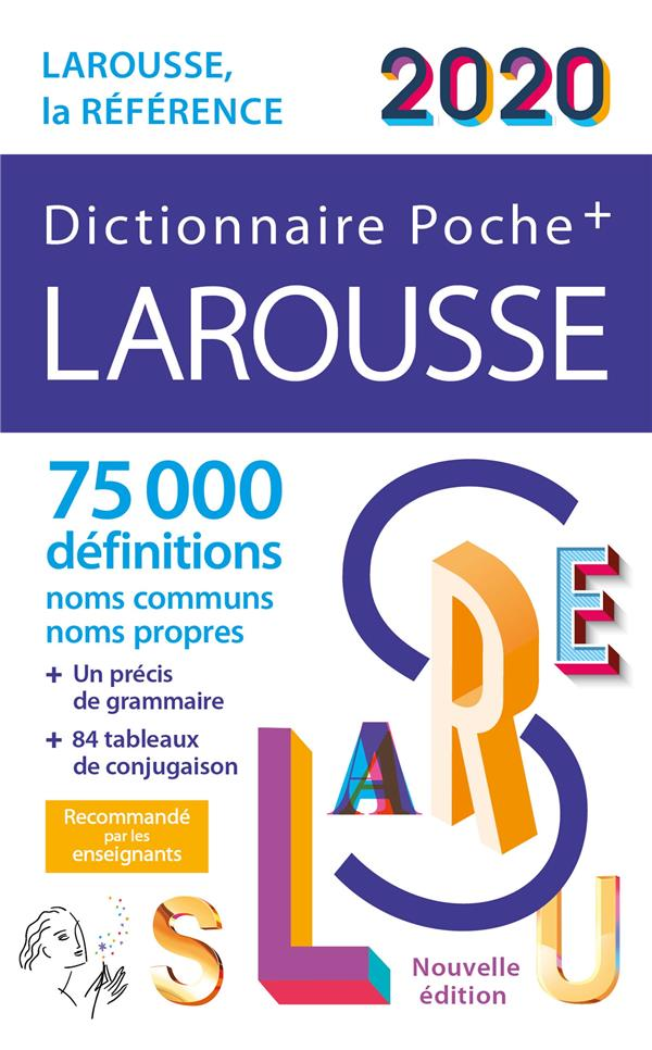 LAROUSSE DE POCHE + (EDITION 2020)