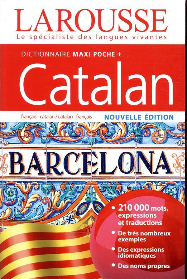 DICTIONNAIRE MAXI POCHE +  -  CATALAN