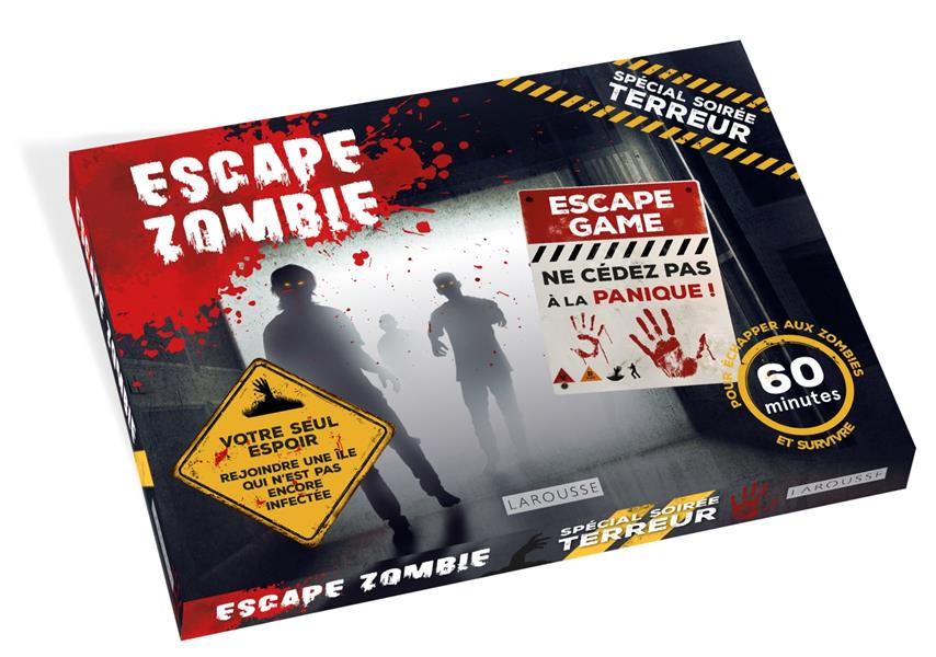ESCAPE ZOMBIE BONNEFOY-N Lgdj