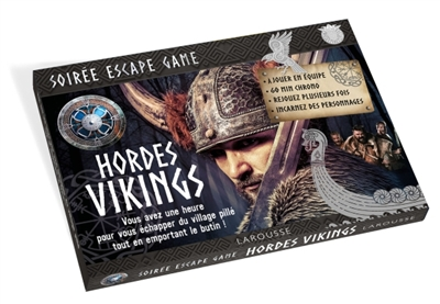 ESCAPE GAME SPECIAL VIKINGS XXX NC