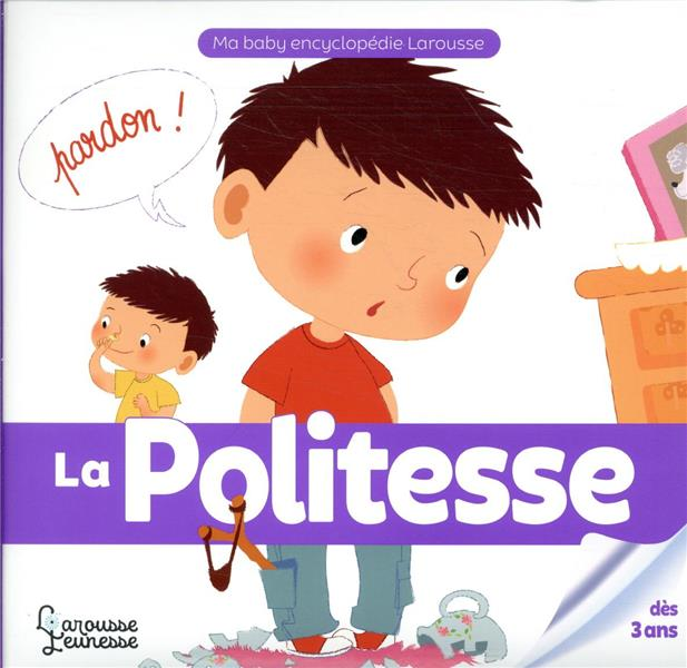 LA POLITESSE NE