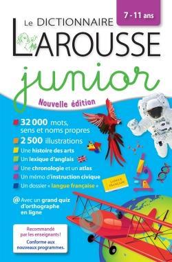 LE DICTIONNAIRE JUNIOR  -  711 ANS XXX LAROUSSE