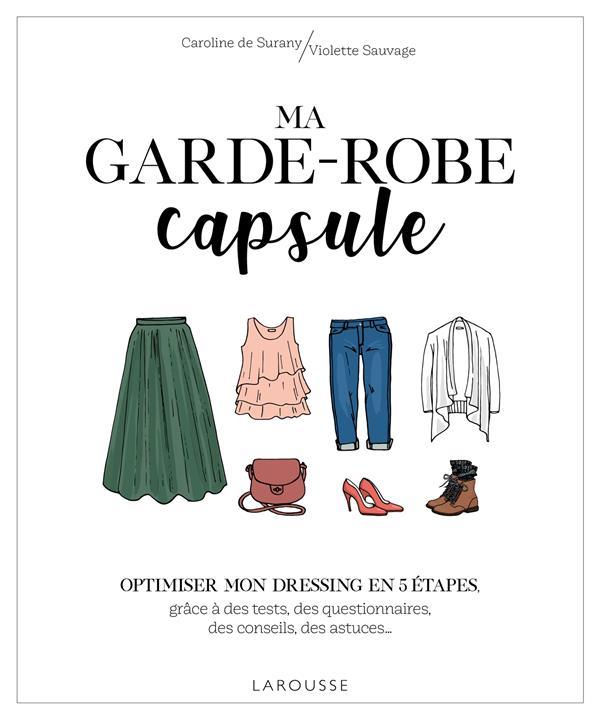 MA GARDE-ROBE CAPSULE  -  OPTIMISER MON DRESSING EN 3 ETAPES