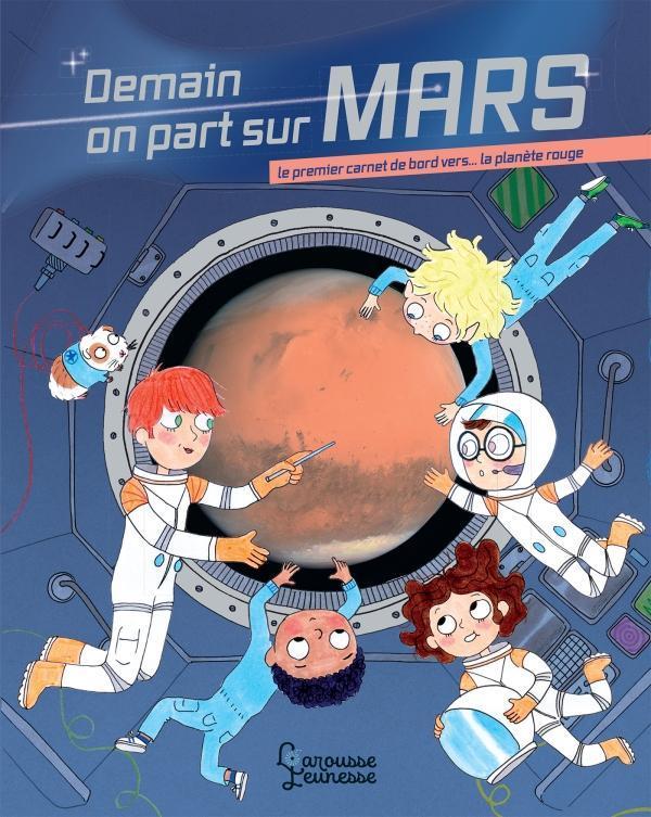 DEMAIN ON PART SUR MARS -