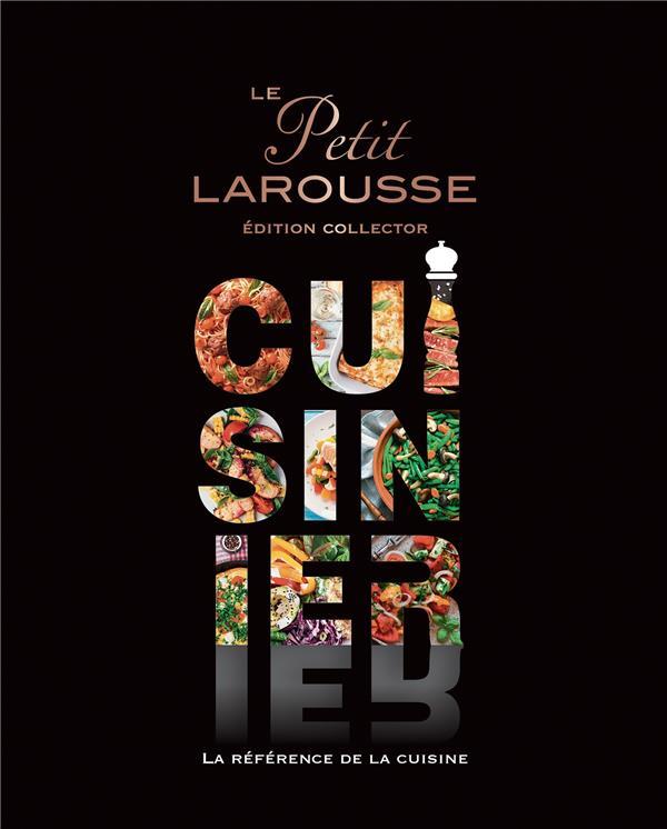 LE PETIT LAROUSSE CUISINIER - COLLECTOR XXX LAROUSSE