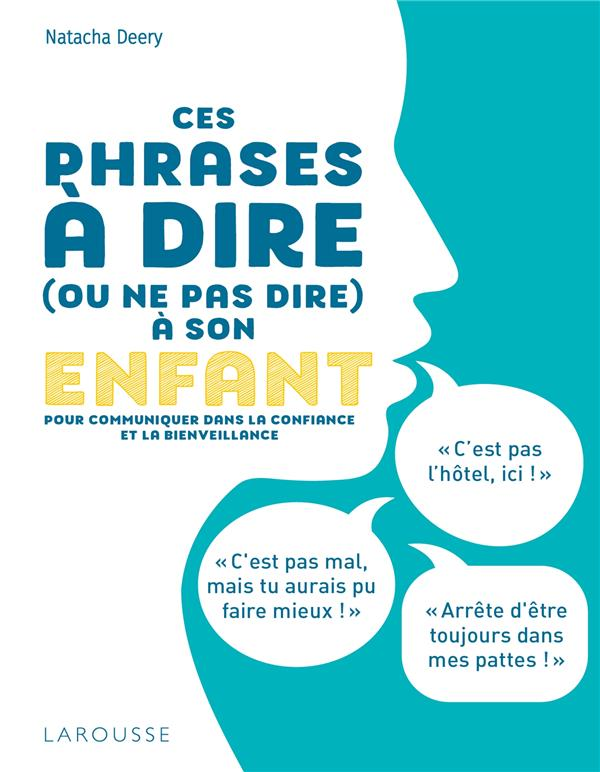 CES PHRASES A NE PAS DIRE A SO DEERY NATACHA LAROUSSE