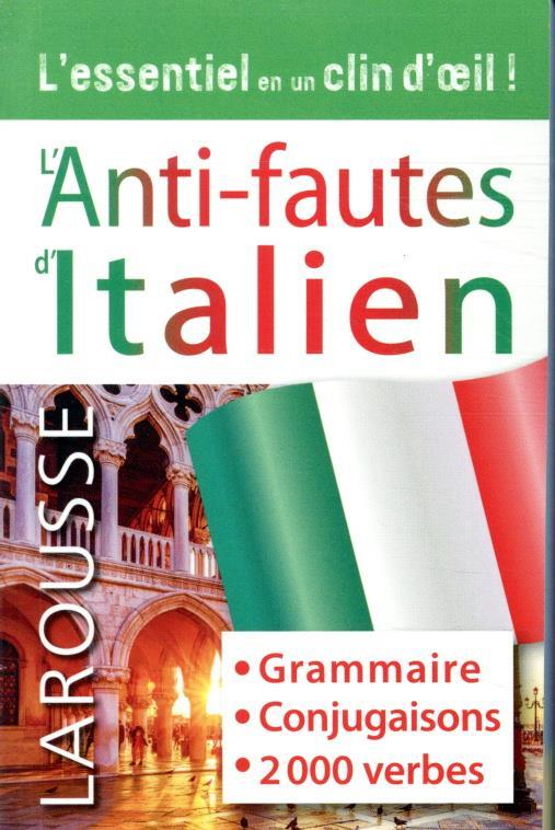 L'ANTI-FAUTES ITALIEN