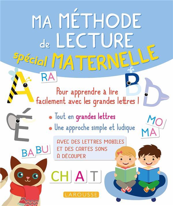 MA METHODE DE LECTURE SPECIAL MATERNELLE BOTTON-DUVAL M. LAROUSSE