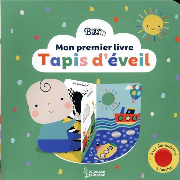 MON PREMIER LIVRE TAPIS D'EVEIL