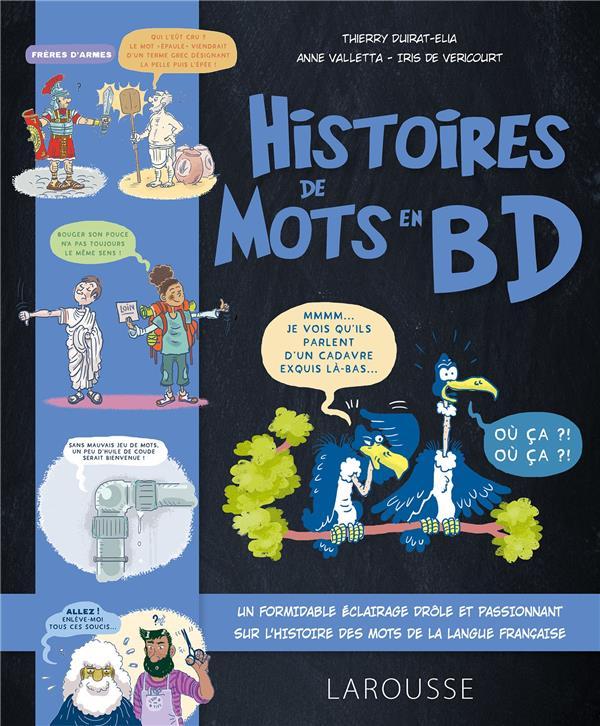 L-HISTOIRE DES MOTS EN BD