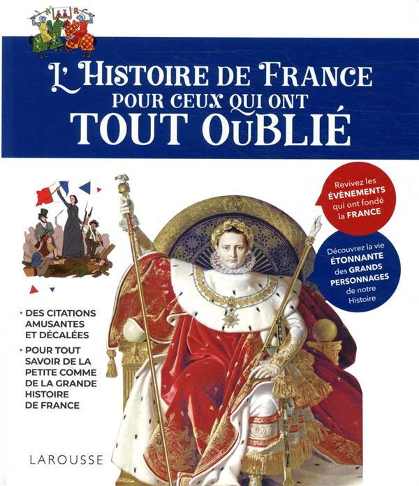 L-HISTOIRE DE FRANCE POUR CEUX XXX LAROUSSE