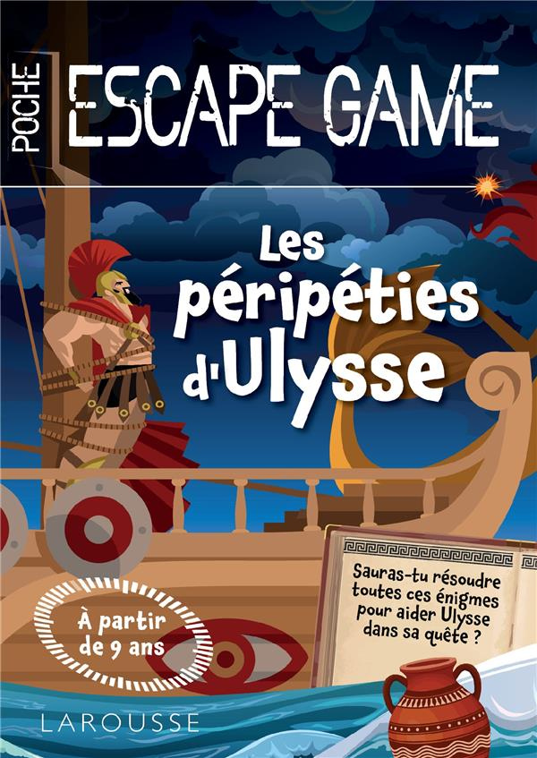 LES PERIPETIES D'ULYSSE -