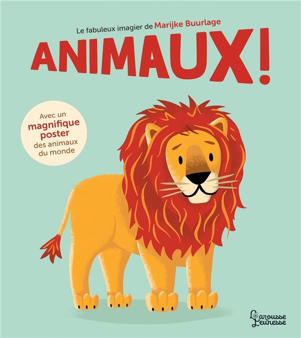 LE FABULEUX IMAGIER DES ANIMAUX !