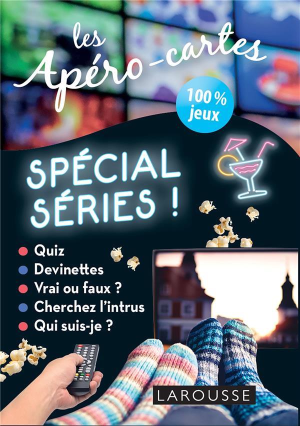 LES APERO-CARTES  -  SPECIAL SERIES ! COLLECTIF NC
