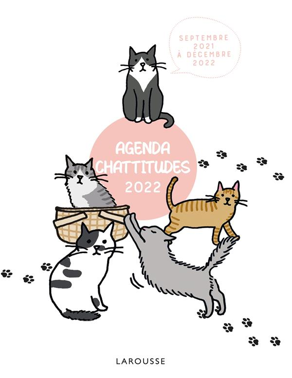 AGENDA CHATTITUDES (EDITION 2022) XXX NC