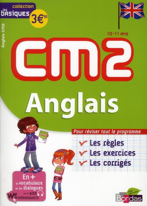 BASIQUES ANGLAIS CM2 10-11 ANS CYPRIEN/GANDILHON BORDAS