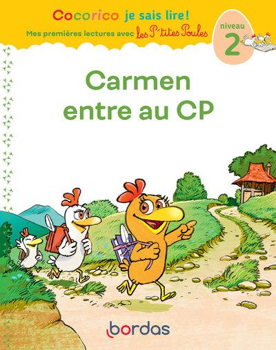 CARMEN ENTRE AU CP - COCORICO COLLECTIF BORDAS