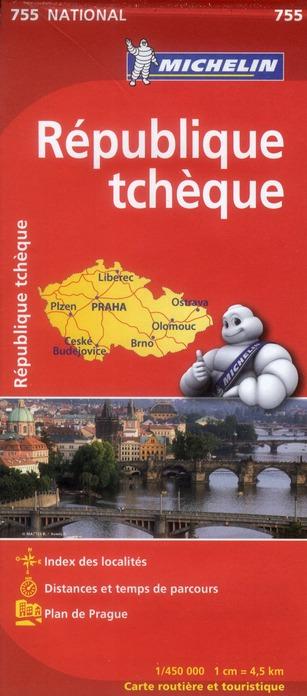 REPUBLIQUE TCHEQUE/ CZECHIA RE XXX MICHELIN