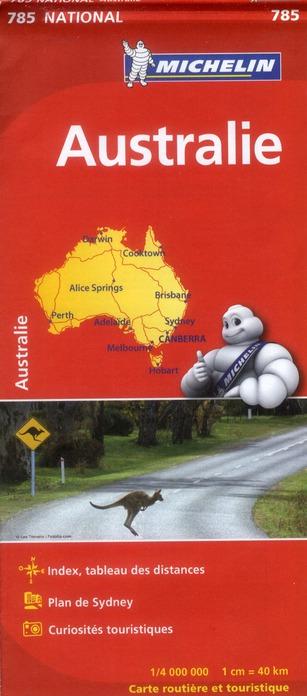 AUSTRALIE XXX MICHELIN