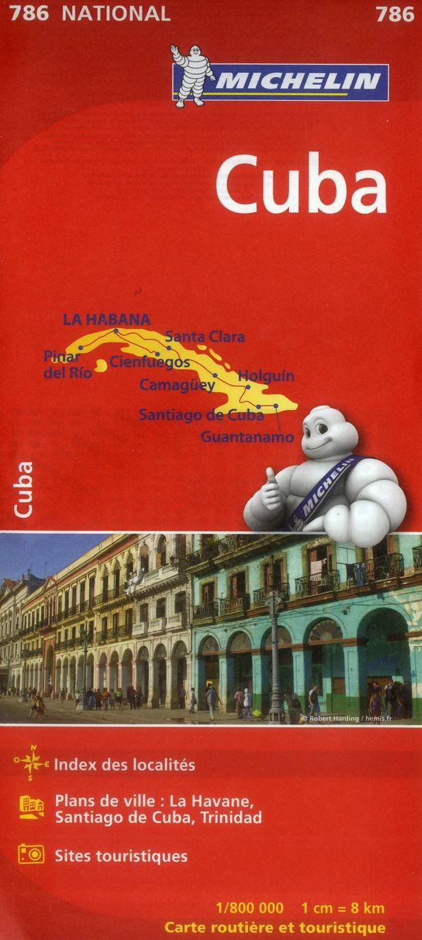 CUBA XXX MICHELIN