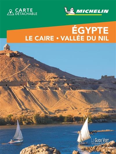 EGYPTE LE CAIRE VALLEE DU NIL XXX MICHELIN
