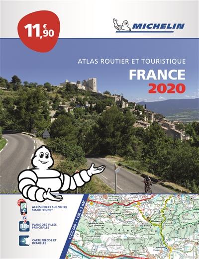ATLAS FRANCE ESSENTIEL 2020 XXX MICHELIN