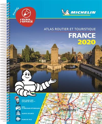 ATLAS FRANCE PLASIFIEE 2020 XXX MICHELIN
