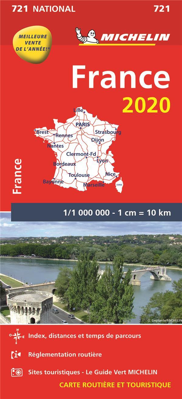 FRANCE 2020 XXX MICHELIN
