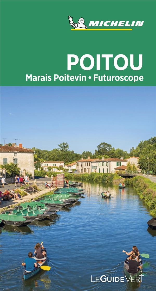POITOU - MARAIS POITEVIN - FUTUROSCOPE - PUY DU FOU XXX MICHELIN
