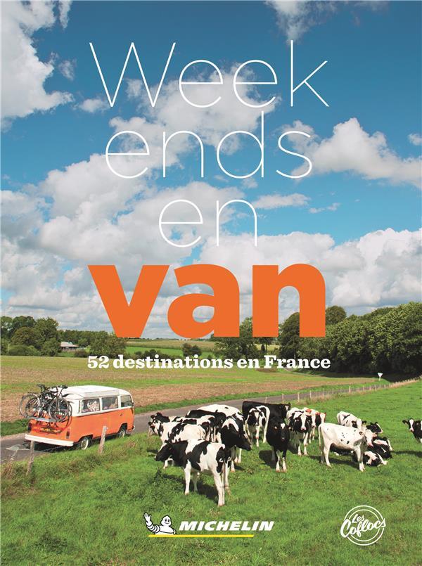 WEEK-END EN VAN FRANCE XXX MICHELIN