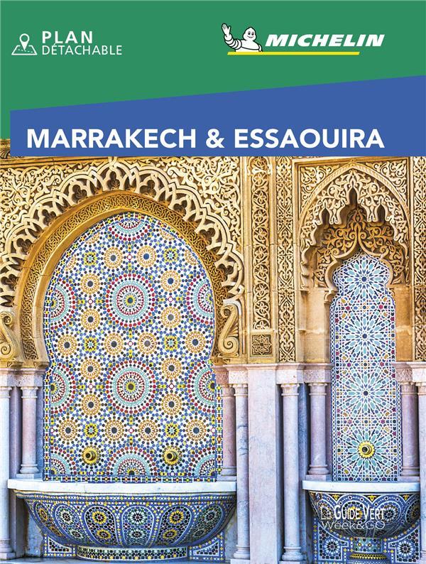 MARRAKECH & ESSAOUIRA XXX MICHELIN