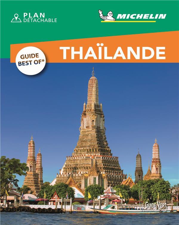 THAILANDE  -  BANGKOK, CHIANG MAI ET LES ILES (EDITION 2020) COLLECTIF MICHELIN MICHELIN