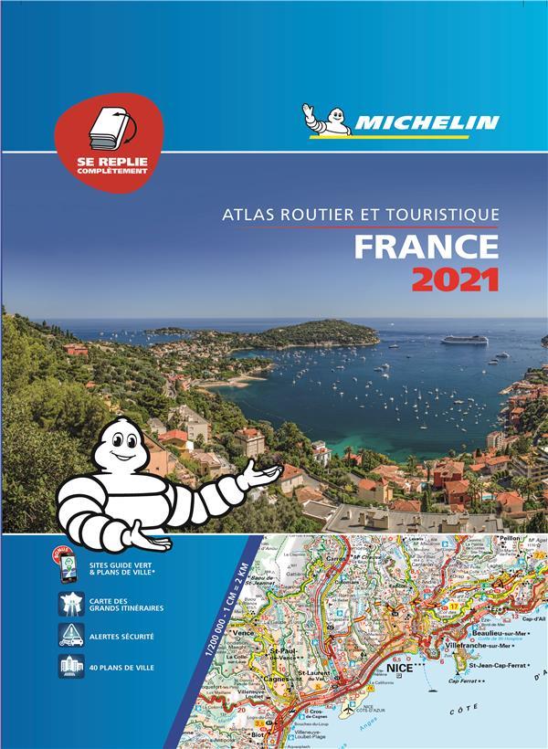 ATLAS ROUTIER FRANCE 2021 MULT