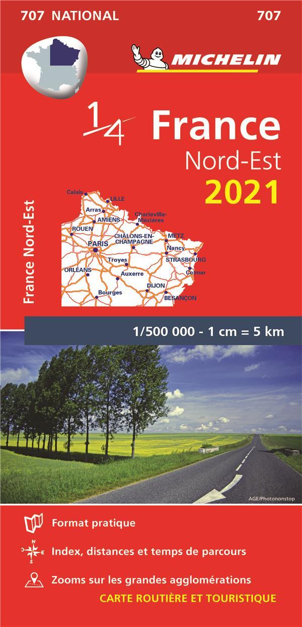 FRANCE NORD-EST (EDITION 2021)