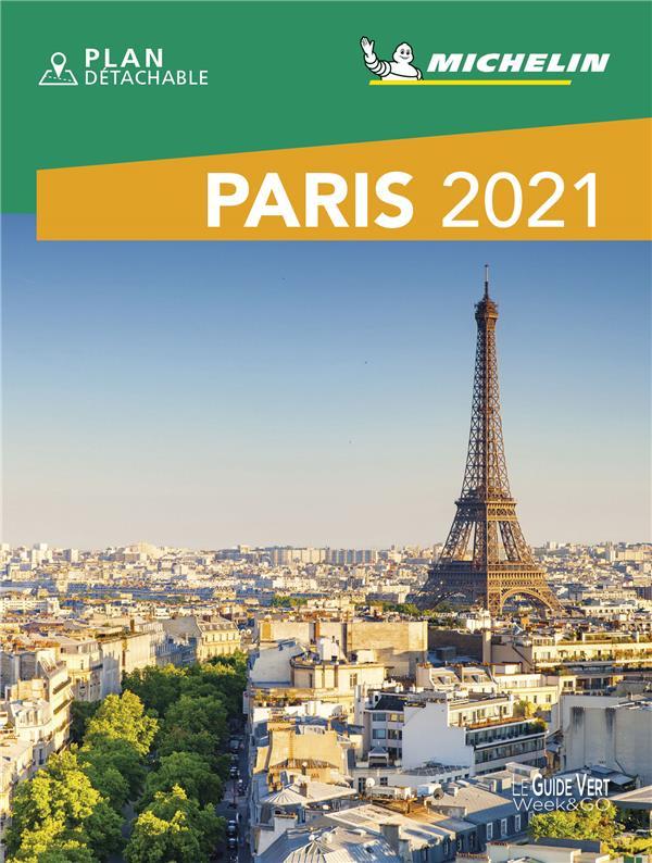 PARIS (EDITION 2021) COLLECTIF MICHELIN MICHELIN