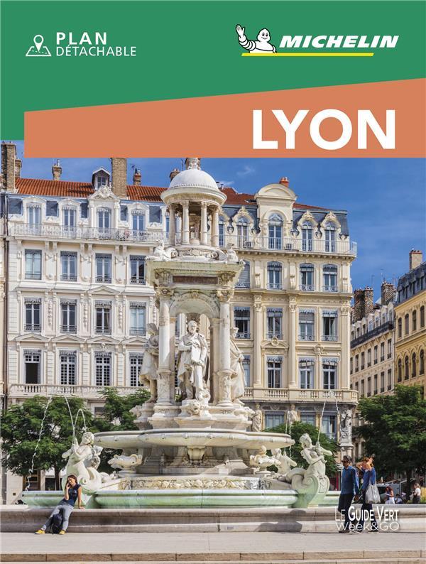 LYON (EDITION 2020) COLLECTIF MICHELIN MICHELIN