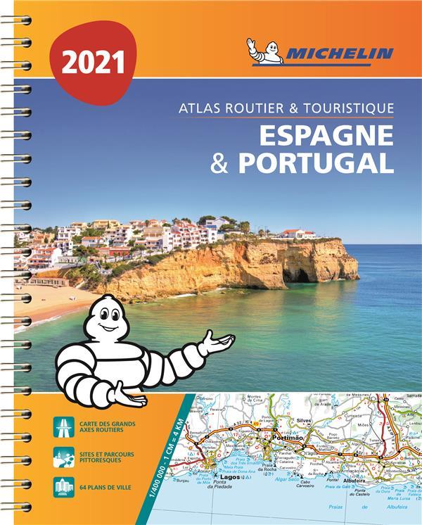 ESPAGNE et PORTUGAL (EDITION 2021) COLLECTIF MICHELIN MICHELIN
