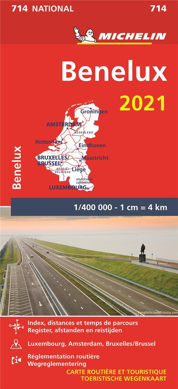 BENELUX (EDITION 2021)