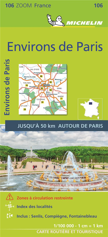 ENVIRONS DE PARIS (EDITION 2021)