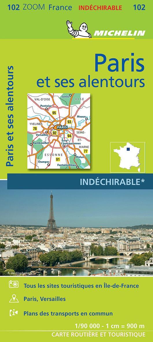 PARIS ET SES ALENTOURS (EDITION 2021)