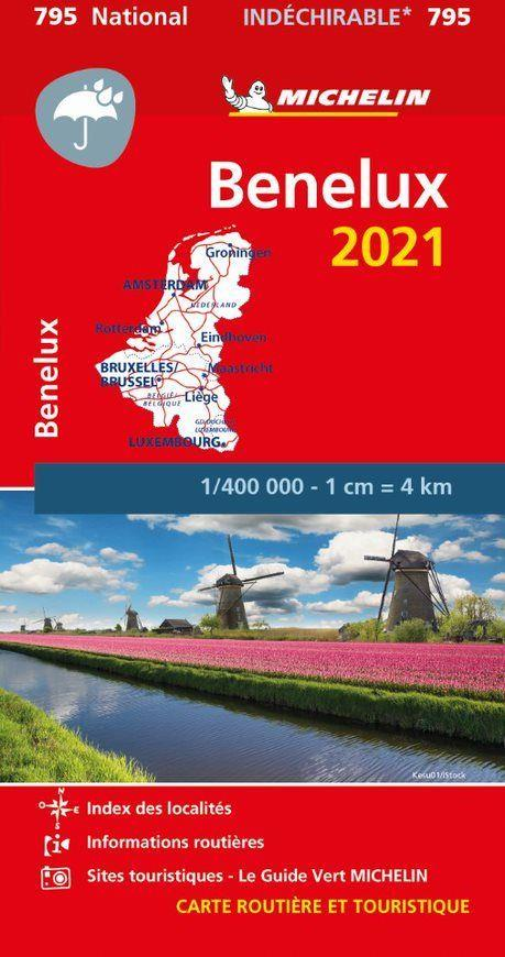 BENELUX  -  INDECHIRABLE (EDITION 2021)