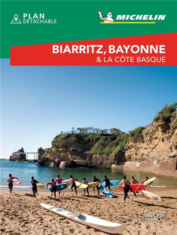 BIARRITZ, BAYONNE ET LA COTE B XXX MICHELIN