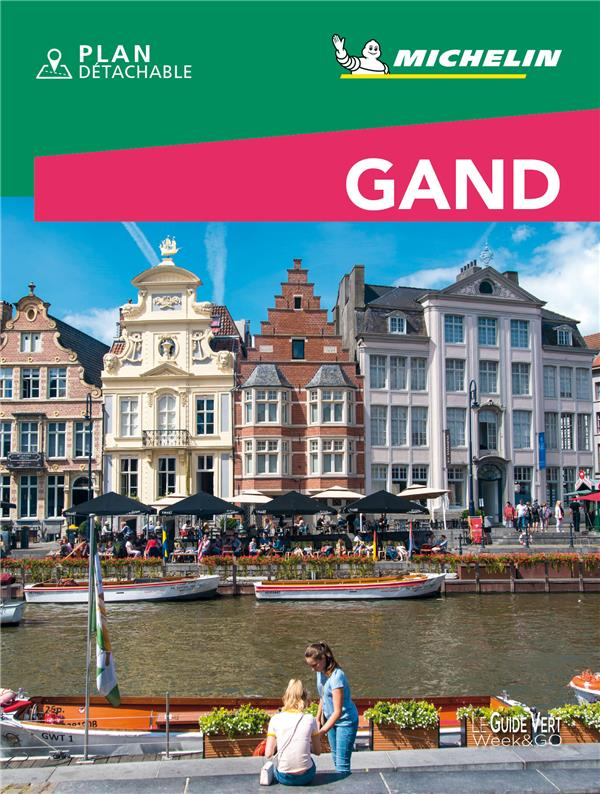 LE GUIDE VERT WEEK-END  -  GAND (EDITION 2021) COLLECTIF MICHELIN MICHELIN