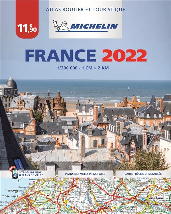 ATLAS ROUTIER FRANCE 2022 - L- XXX MICHELIN