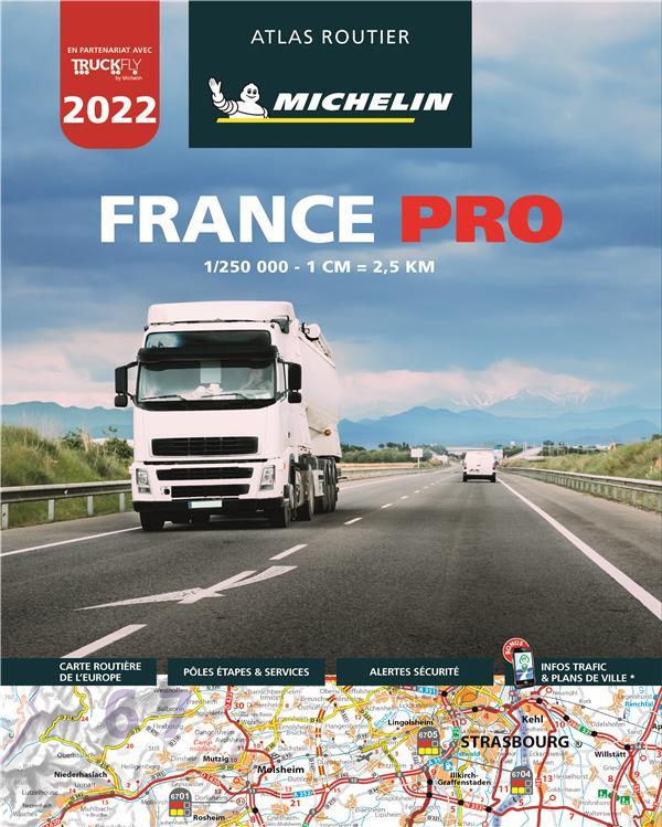 ATLAS FRANCE PRO 2022 XXX MICHELIN