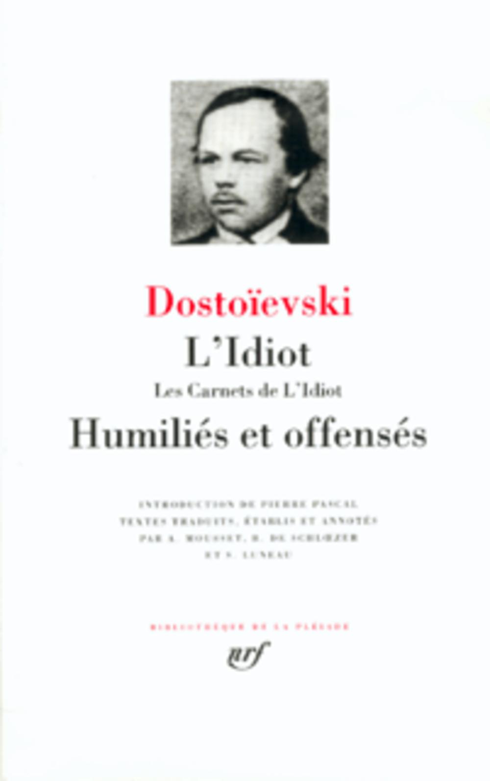DOSTOIEVSKI F - L'IDIOT