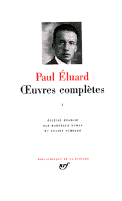 ELUARD PAUL - OEUVRES COMPLETES (TOME 2-1945-1953)