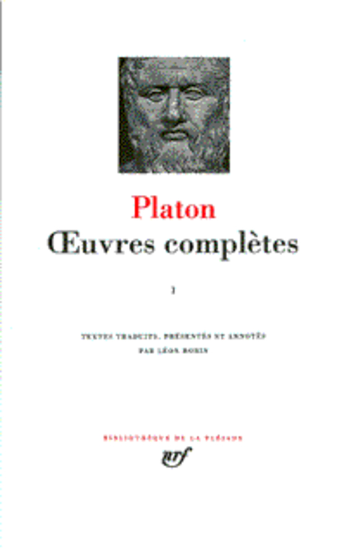 OEUVRES COMPLETES - VOL02 PLATON GALLIMARD