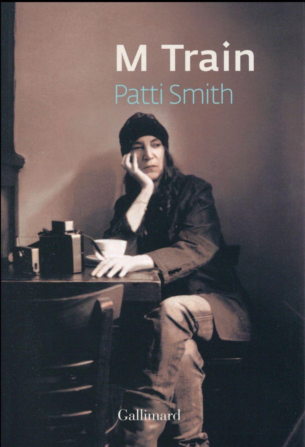 M TRAIN SMITH PATTI Gallimard
